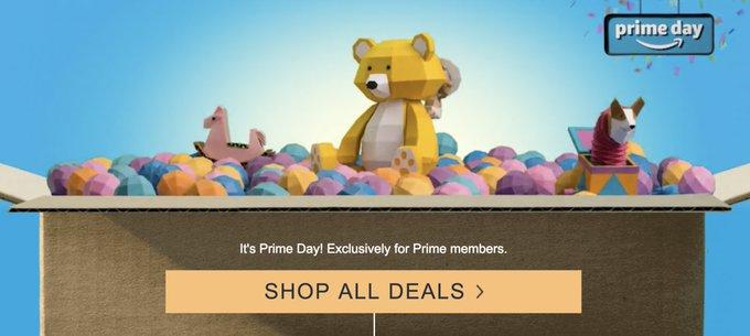 Amazon crashes just minutes into Prime Day Photo