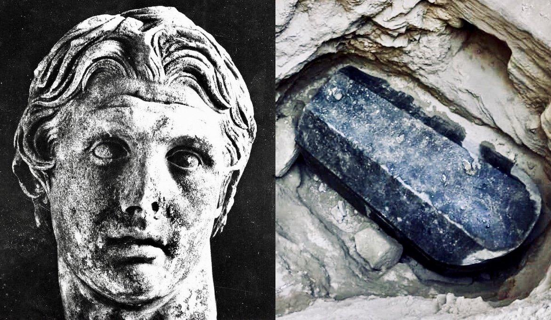 Un misterioso sarcófago negro de 2.000 años hallado en Egipto podría ser la tumba de Alejandro Magno https://t.co/CodFfMe5jq