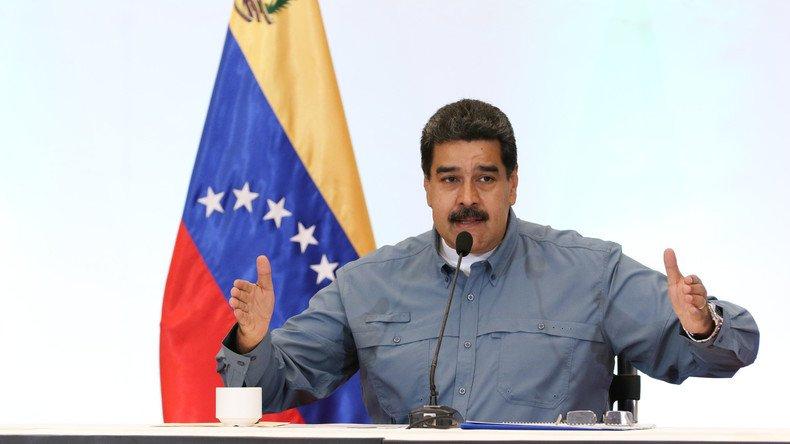 Pour Nicolas #Maduro, la Coupe du monde 2018 a été remportée... par l'#Afrique ➡ https://t.co/q4mYbSLX2j