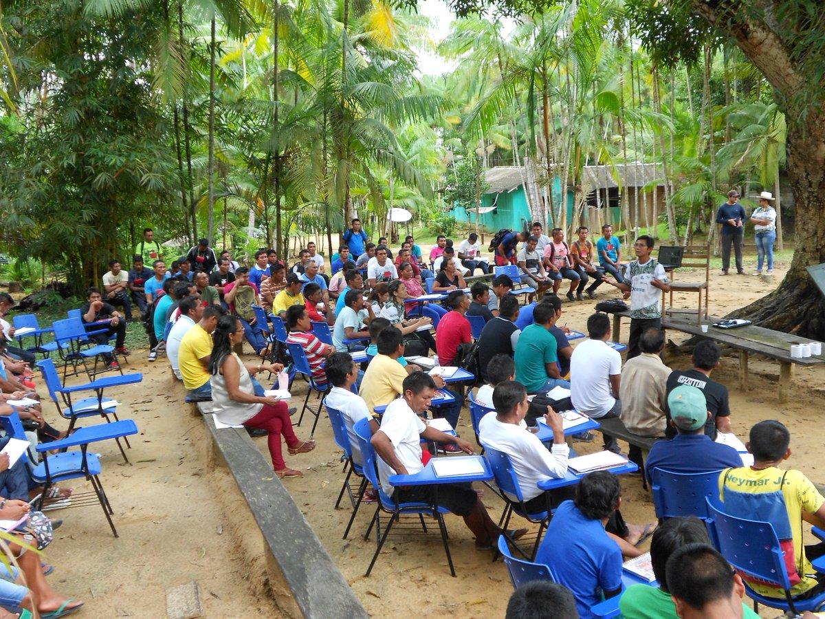 #SaúdeIndígena | Agentes indígenas de saúde do Amazonas destacam capacitação para atuar na saúde indígena. @SESAI_MS   Leia: https://t.co/eNPwhlWlYY
