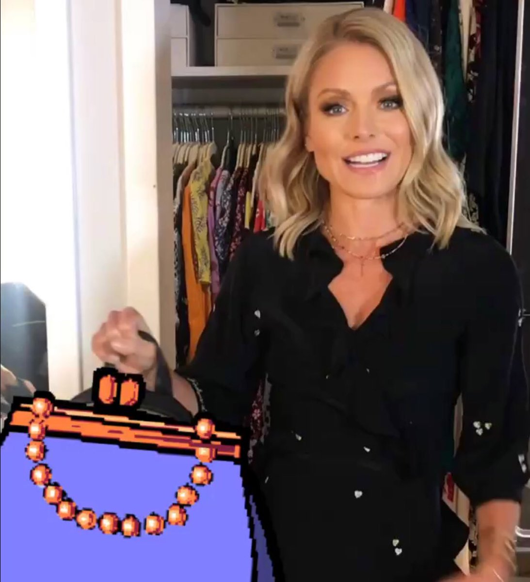 See what bag Kelly can't live without: bit.ly/2JudNtp