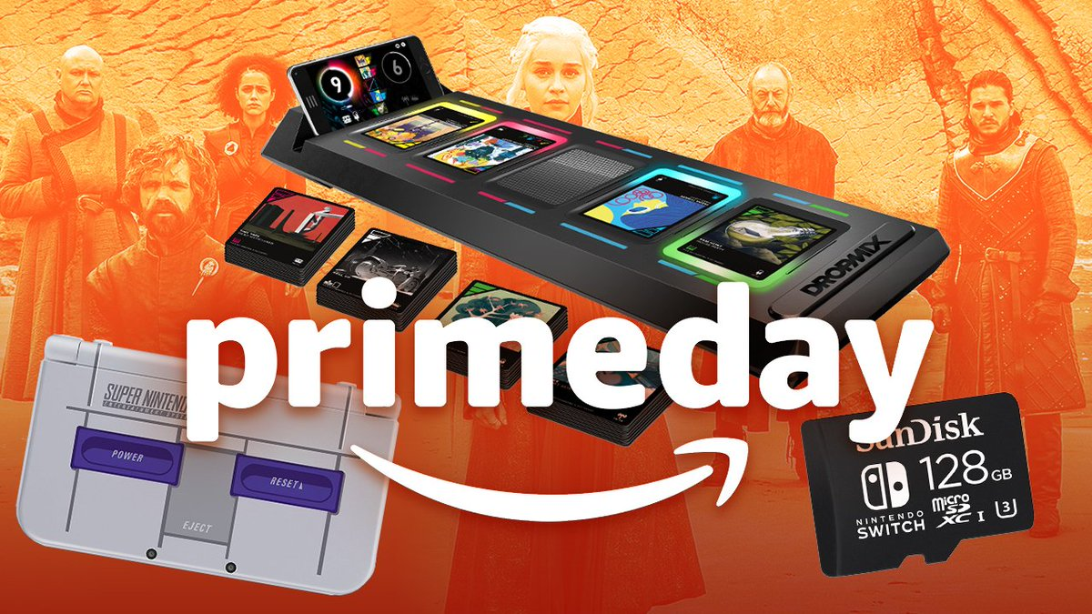 Here are the best video game deals for Prime Day 2018:  https://t.co/FkngdzsGNR