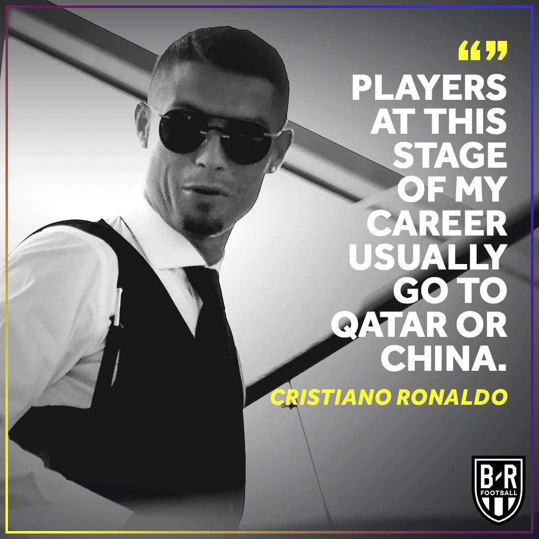 Ronaldo backs himself at Juve 💯