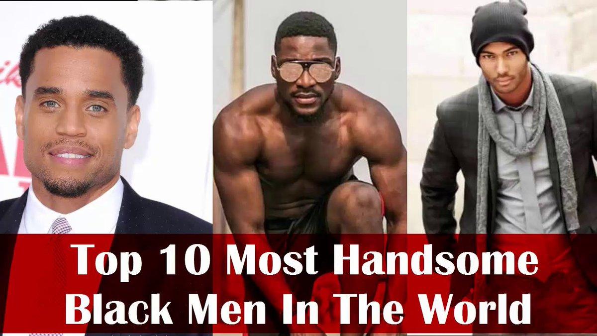 Black top 10 men sexiest Top 20