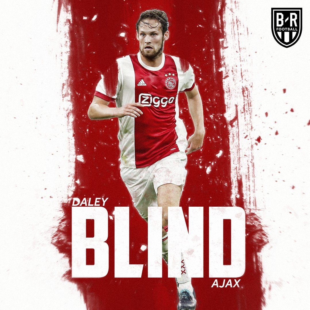 BREAKING: Ajax and Manchester United agree terms for the return of Daley Blind