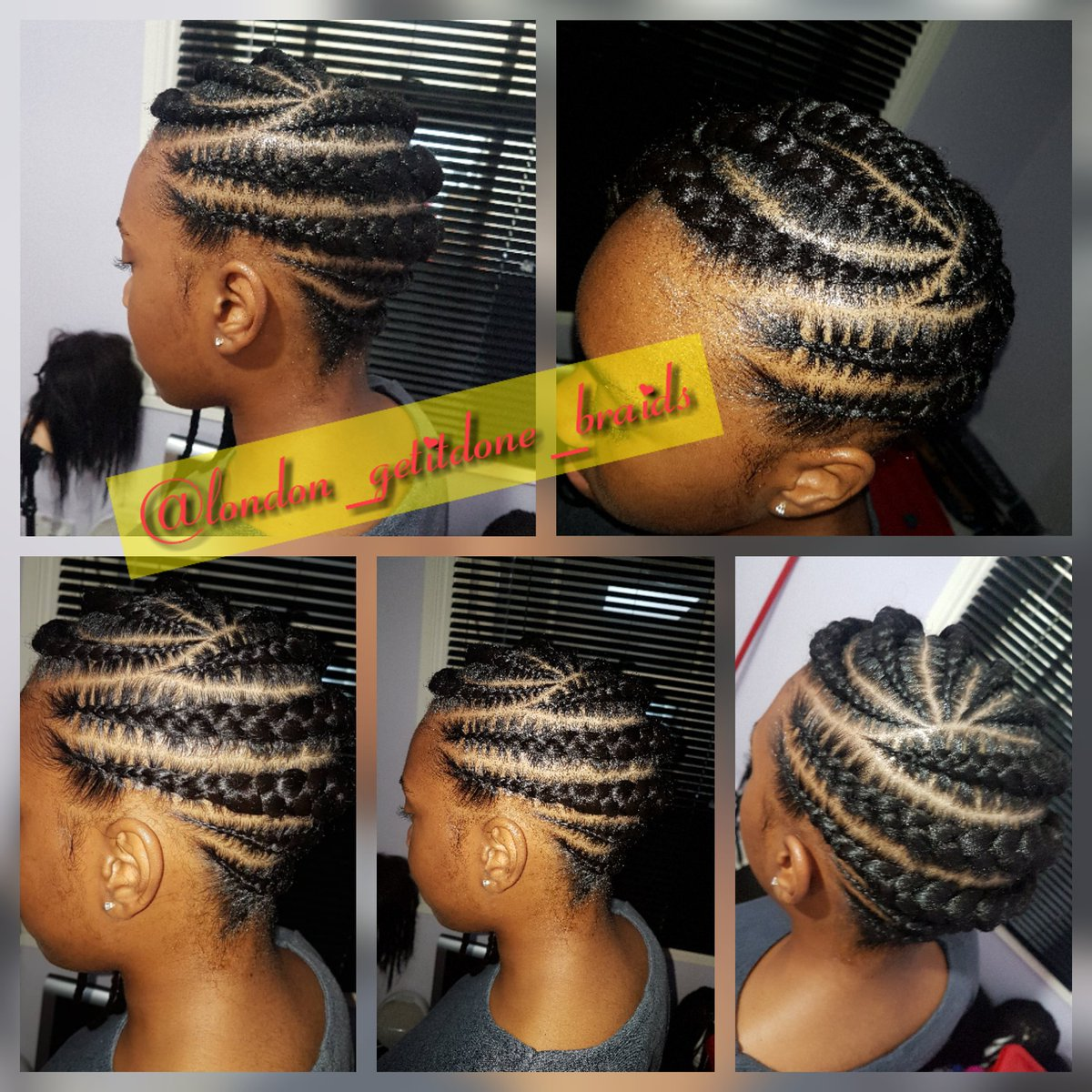 London Braids On Twitter Lemonade Jumbo Braids Hairstyle
