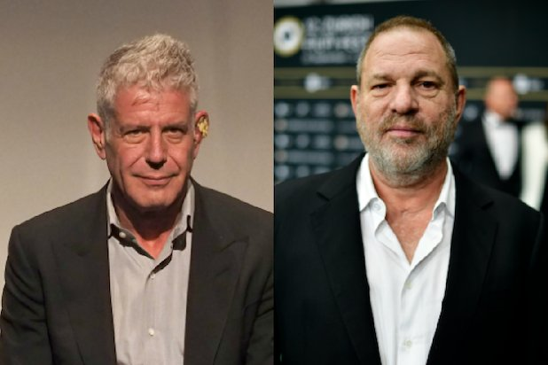 Anthony Bourdain Wanted to See Harvey Weinstein 'Beaten to Death' in Jail https://t.co/AZYRE6WG40