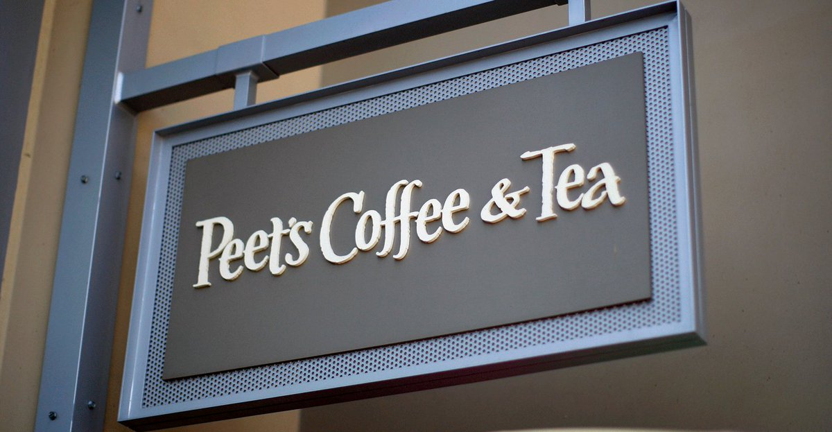.@peetscoffee  taps Wrigley candy man as new CEO https://t.co/k0K17Cp1jR @FastFoodMaven  #restaurantnews