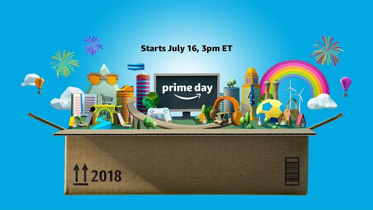 Here are the best 4K HDTV deals for Prime Day 2018:  https://t.co/mngYCMCavZ