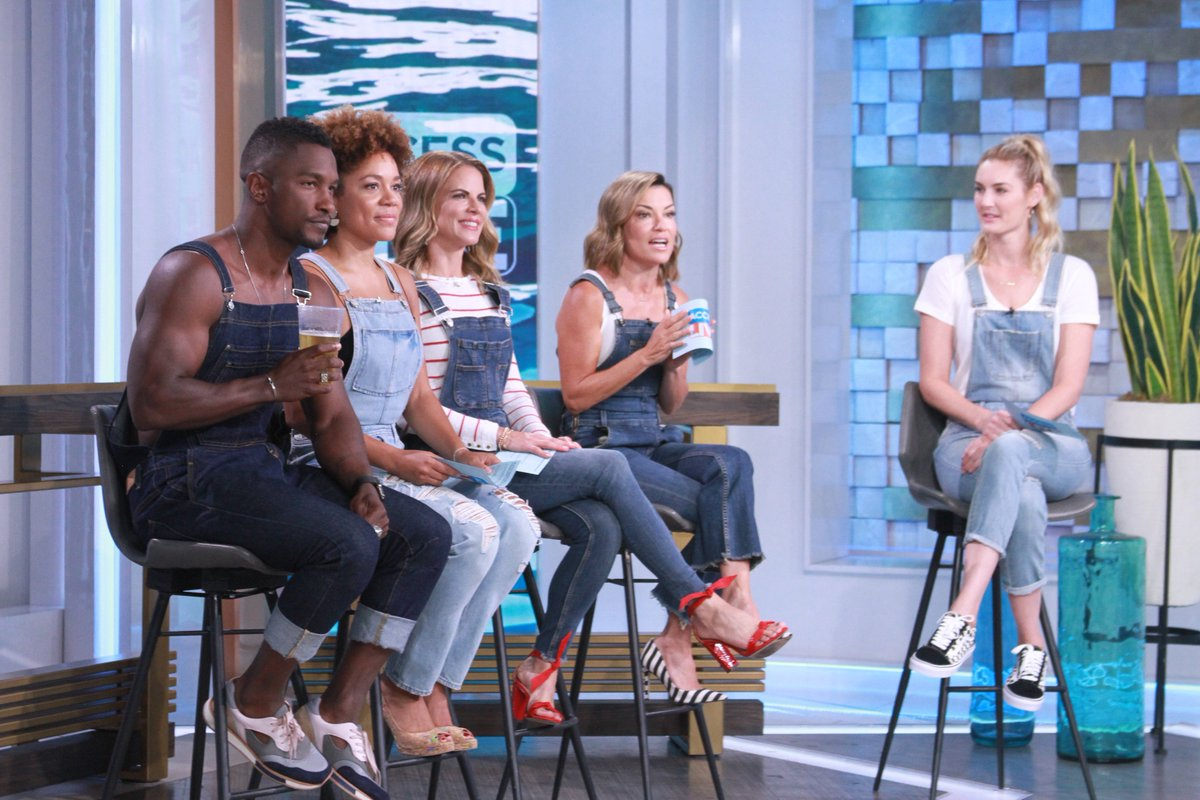 Throw on your favorite pair of overalls and post a photo with the hashtag #MammaMiaChallenge to support the Boys & Girls Clubs! Universal will also donate to Boys & Girls Clubs of America to empower kids to achieve a great future.  comin' @mammamiamovieJuly 20!