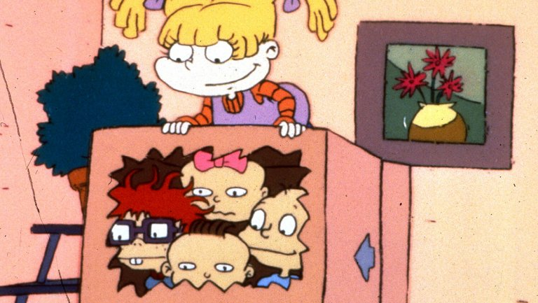 #Rugrats Revived at Viacom With New Nickelodeon Series, Feature Film https://t.co/uIbww6Uu6v https://t.co/frubEpoR73