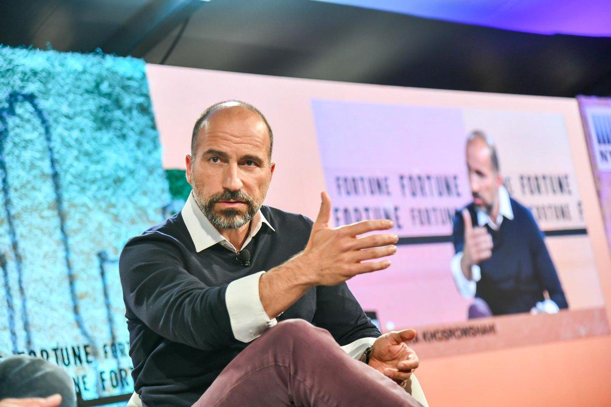 Uber CEO on Gender Discrimination Investigation: 'I Take Sole Responsibility' https://t.co/r8FpFsdVRp