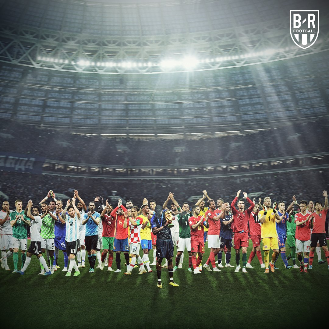 Goodbye, #WorldCup