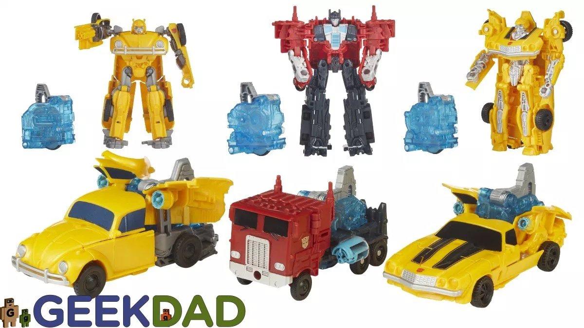 New Transformers Bumblebee Movie Energon Igniters Power Series Bumblebee