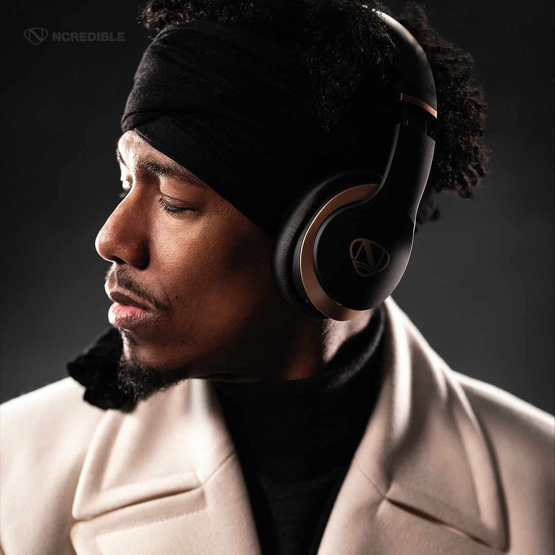9f9391375c9 Headphones with studio quality sound tuned by @NickCannon, at a value that  can't be beat. Visit http://ncredibleaudio.com/ax1 to learn more about the  #AX1.
