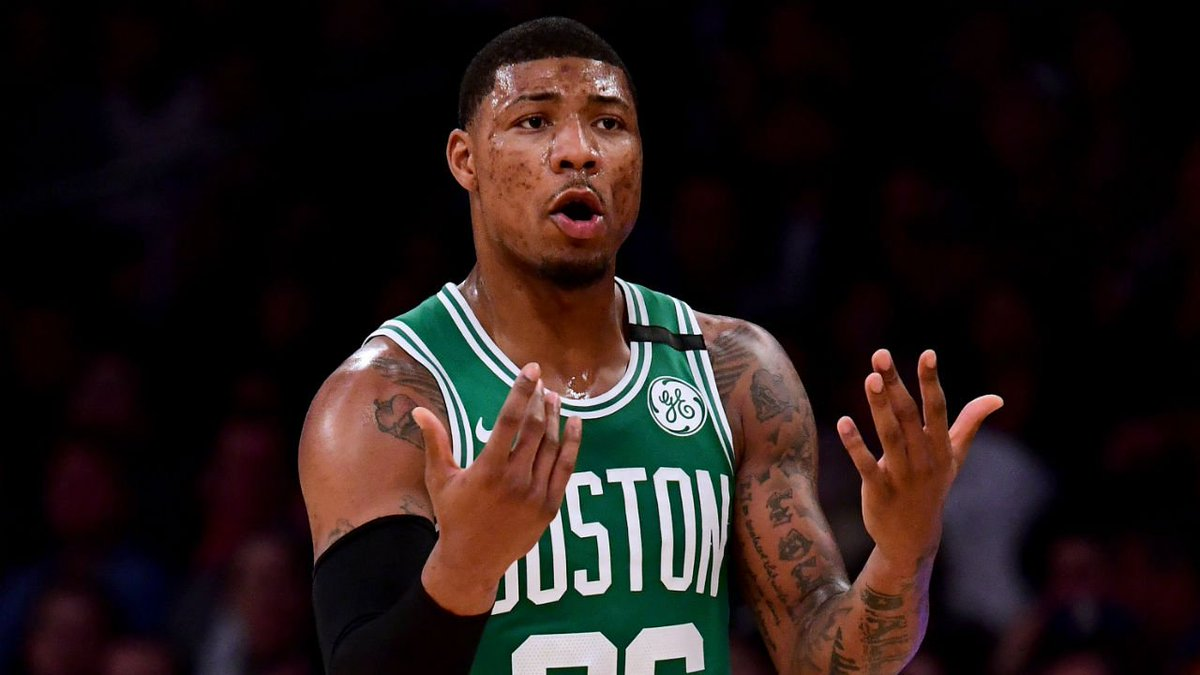 Report: #Celtics still hoping to re-sign Marcus Smart https://t.co/qBHYAFRwf0