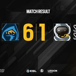 Image for the Tweet beginning: .@GoingRogueGG gets their third victory