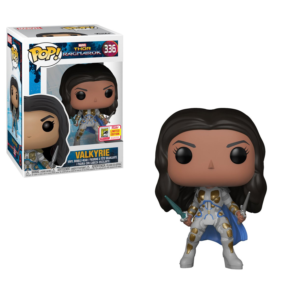 RT &amp; follow @OriginalFunko for the chance to win an #SDCC 2018 exclusive Valkyrie Pop!<br>http://pic.twitter.com/0tmum5gzze
