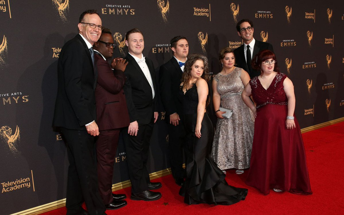Down Syndrome Reality Show Up For Emmys https://t.co/BtZOghrhQL #disabilities #DownSyndrome #Emmys
