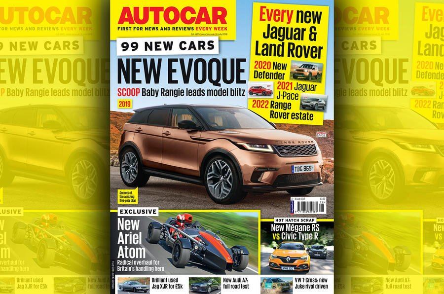 Autocar On Twitter This Weeks Issue Of Autocar Httpstco - Auto car