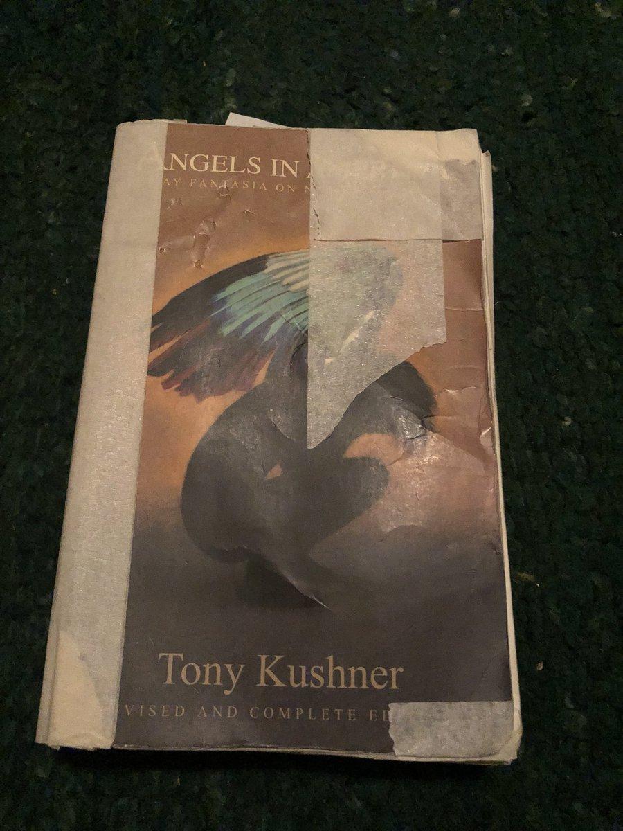 Happy Birthday Tony Kushner. @angelsbway