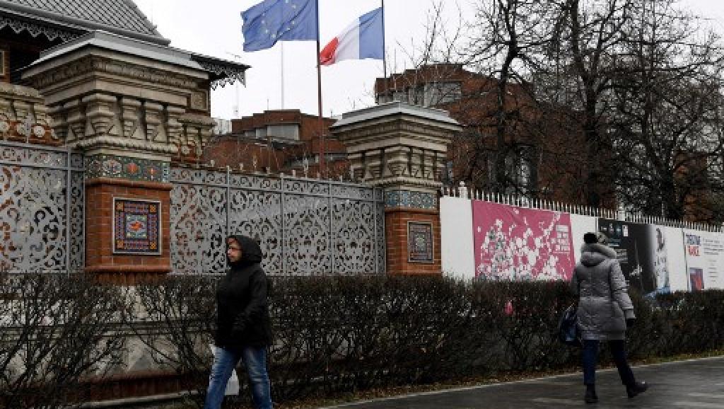 L'agence Business France contrainte de fermer en Russie https://t.co/tJ9JLuJQN8