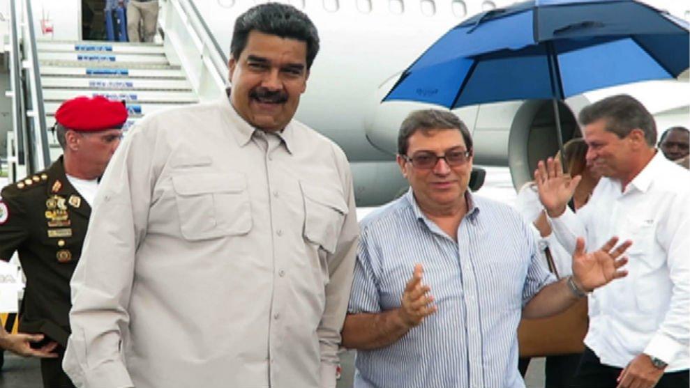 [#AHORA] Maduro arribó a La Habana para participar en el Foro de Sao Paulo https://t.co/qlrv0QfM8d