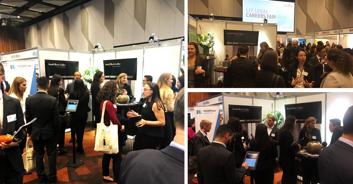 Some snaps from last week's LIV Legal Careers Fair. Thanks to everyone who visited our stand. Read more about our seasonal clerkship and grad opportunities #LifeatABL @LIVYoungLawyers #lawfirm http://abl.grad.careers/