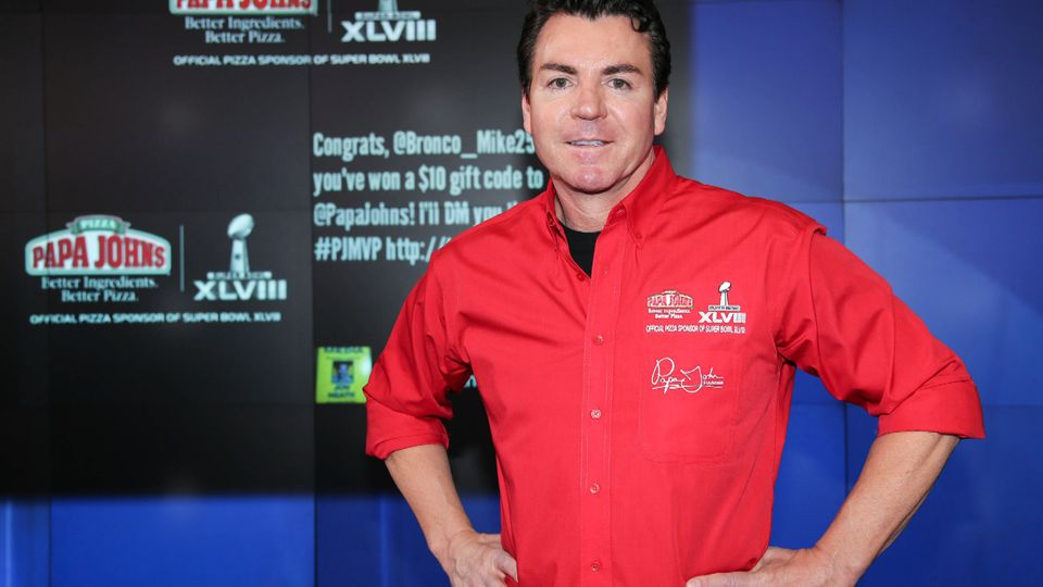 Papa John&#39;s has evicted John Schnatter from its headquarters and officially removed him as its spokesperson  https:// bloom.bg/2zKNhMP  &nbsp;  <br>http://pic.twitter.com/7EufmIWt6C