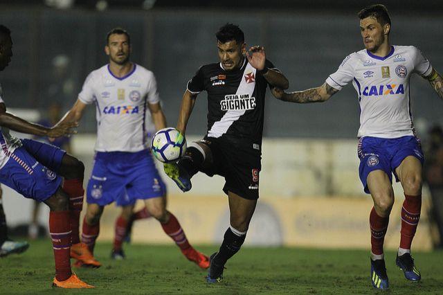 Bahia perde para o Vasco, mas avança para as quartas de final da Copa do Brasil https://t.co/zTbweVKvCK