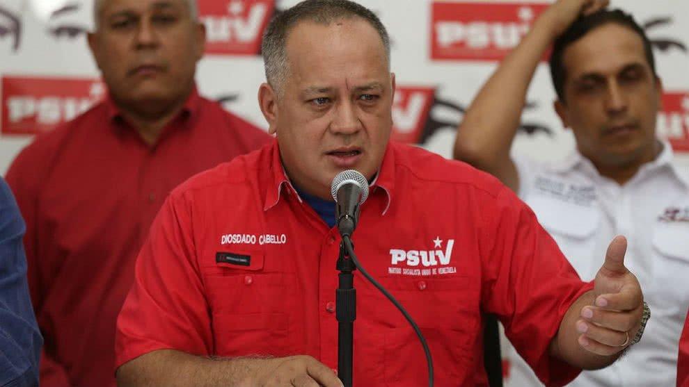 Cabello reconoce que hay un debate interno en el Psuv sobre el control de cambio https://t.co/ICvHtItWJn