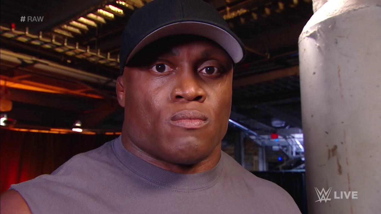 'I have the SKILLS and ABILITY to defeat @BrockLesnar... I WILL be the #UniversalChampion!' - @fightbobby #RAW https://t.co/AoZscTLWVN