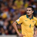 Image for the Tweet beginning: .@Socceroos legend @Tim_Cahill has called