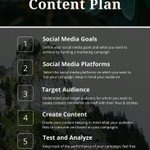 Image for the Tweet beginning: 6 Tips to Create Social