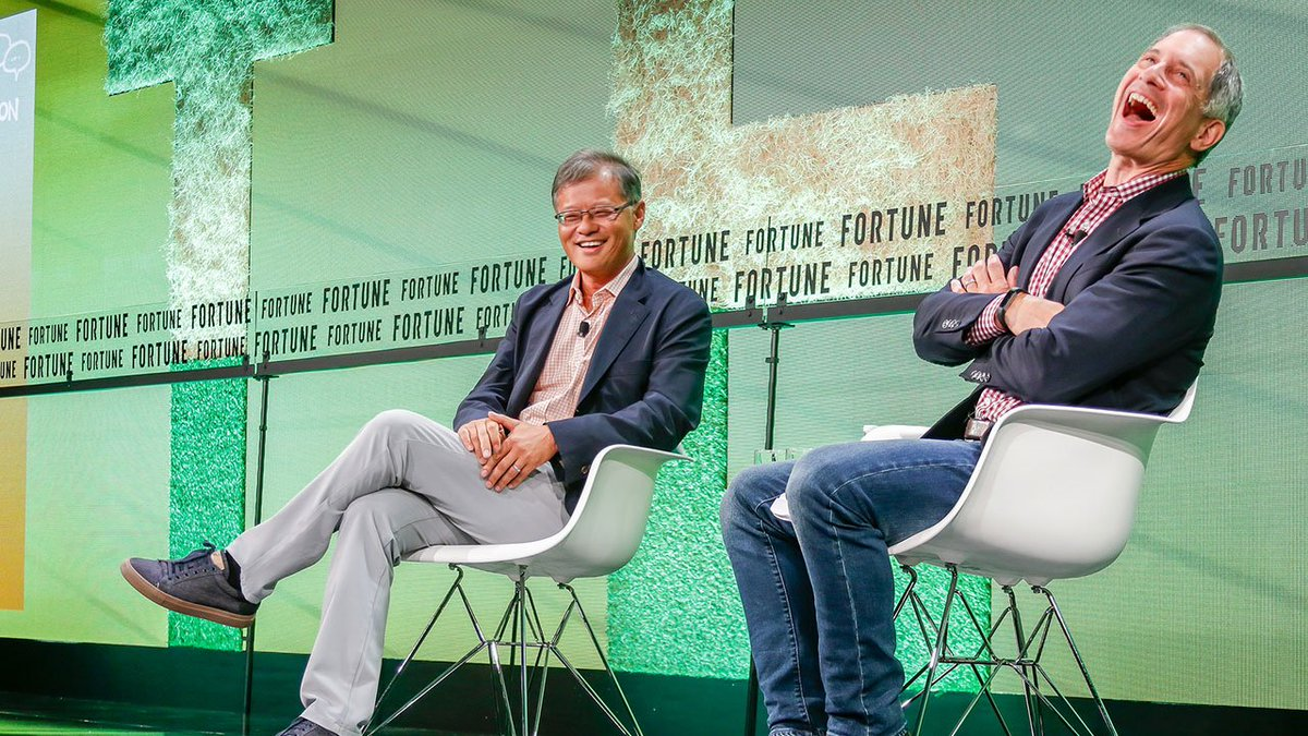 Yahoo Co-Founder Jerry Yang Says He's the Luckiest Person Alive https://t.co/o7bhLtYnqc