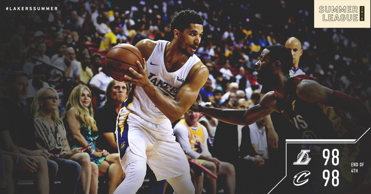 This kind of fight requires more than four quarters.  @joshhart: 33 pts, 6 3PM @Sviat_10: 31 pts, 6 3PM https://t.co/1tjU5zGXIB