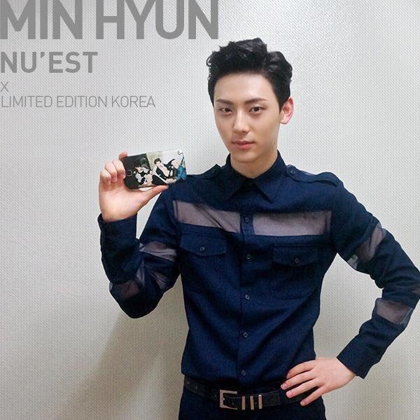 140717 #민현 #황민현 Limited Edition Korea <br>http://pic.twitter.com/xunVTOfPwv
