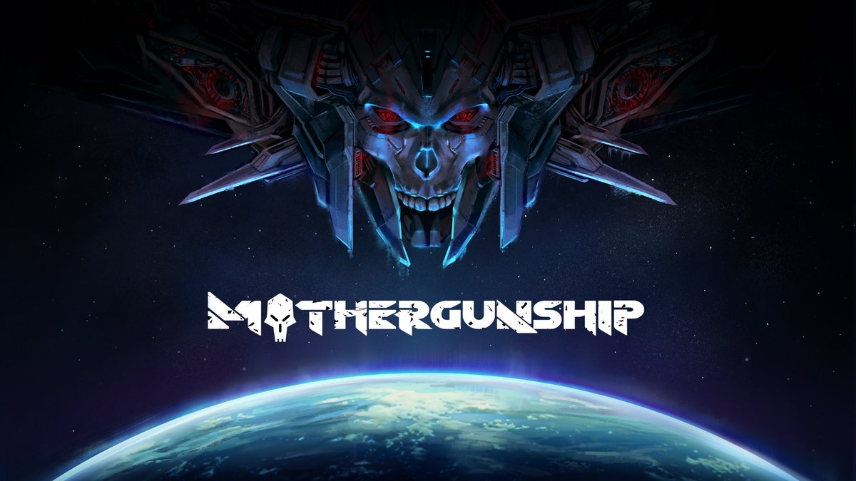 The Awesome New @Mothergunship Arrives Tomorrow on @PlayStation 4, @Xbox one &amp; @Steam_Games. This is one #IndieGame you will not want to miss. #Mothergunship is a rogue-like fps where you craft your own guns the way you want to fight giant alien robots to save the earth.<br>http://pic.twitter.com/v6USgtcdV0