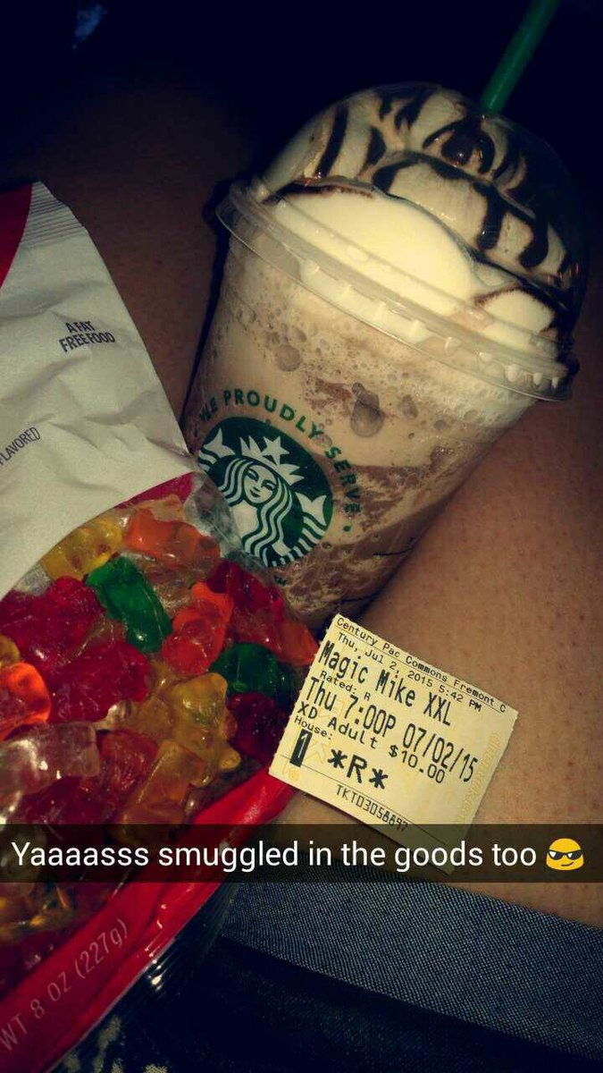 Throwback to a solo movie night, had to treat myself 🙈