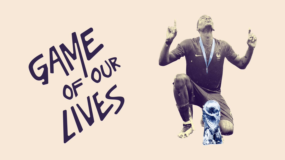 Wondering what to make of the #WorldCup action both on and off the pitch? Tune in to the season finale of @gameofourlives for more: https://t.co/A6aaM8mmw5