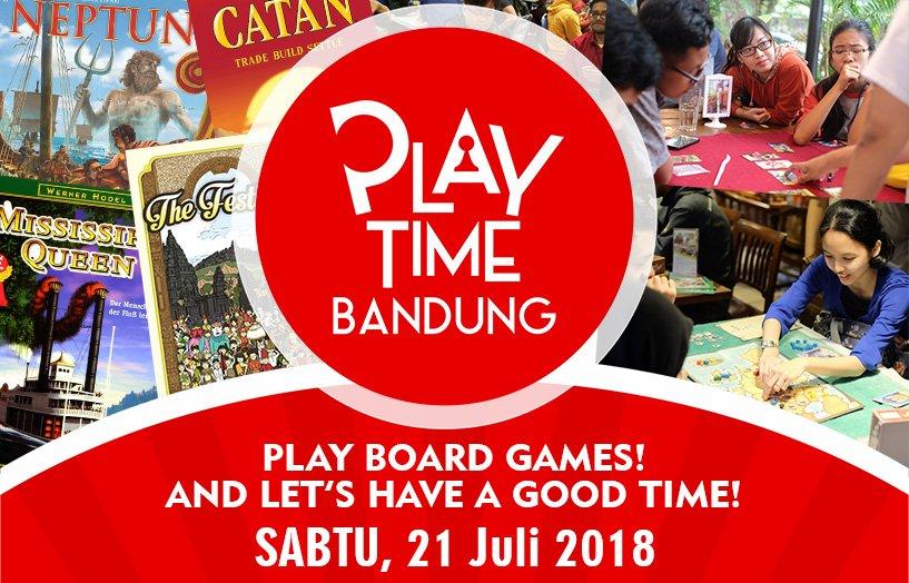 Mari Bersenang-Senang dan Usir Penat Dengan Bermain Board Game di PlayTime Bandung! @ManikmayaGames #PlayTime- https://t.co/GphSGPNW3V https://t.co/apqY08Plwc