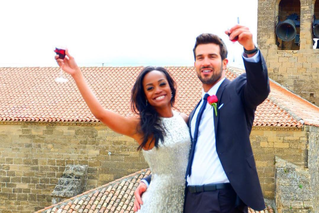 It's #TheBachelorette Monday, so it's only fitting that our last bachelorette (and queen, tbh) @TheRachLindsay and Bryan Abasolo take over our Instagram story for this week's episode. Follow along: https://t.co/1hb61NCCl1