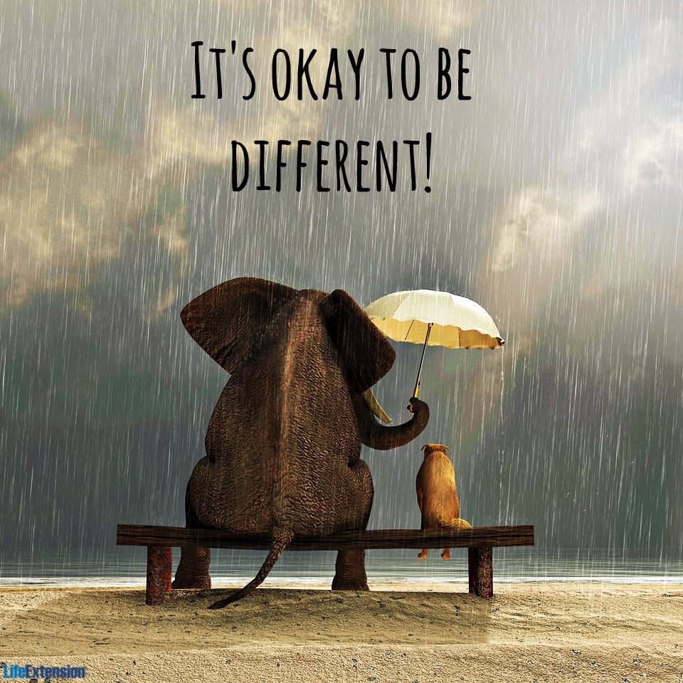 Name one quirk that makes you uniquely awesome. Go! #bedifferent #wellness