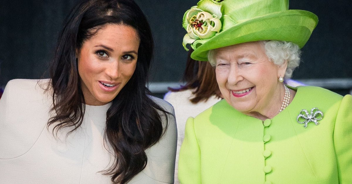 So THIS is why Meghan Markle wears neutral colours around the Queen https://t.co/6grhPxKjPQ #MeghanMarkle