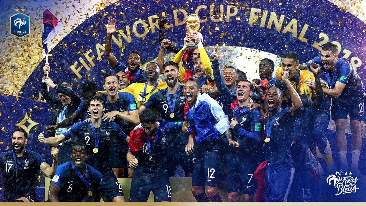 [PROGRAMMATION] 🚨EVENEMENT🚨 ⭐️@TMCtv DECROCHE LES ETOILES ⭐️ JEUDI 19 JUILLET dès 21h00 Revivez la finale FRANCE 🇫🇷 / CROATIE 🇭🇷 avec la remise du trophée 🏆 Puis 23h45, place à la 1ère finale FRANCE 🇫🇷/ BRESIL 🇧🇷 de 1998