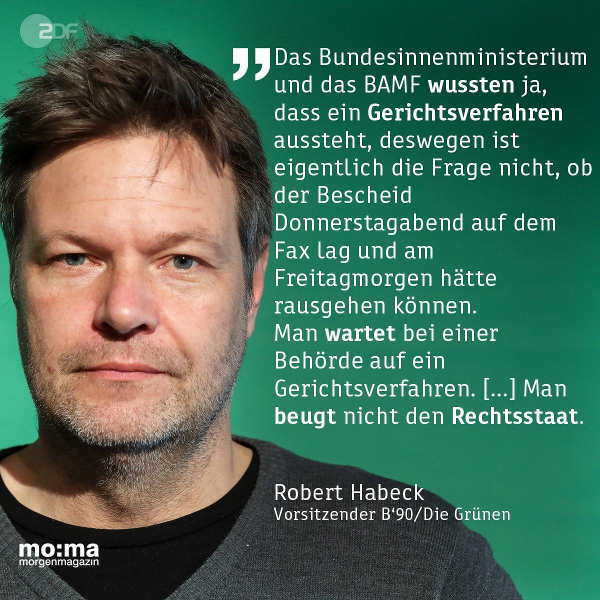 Robert Habeck Zitate