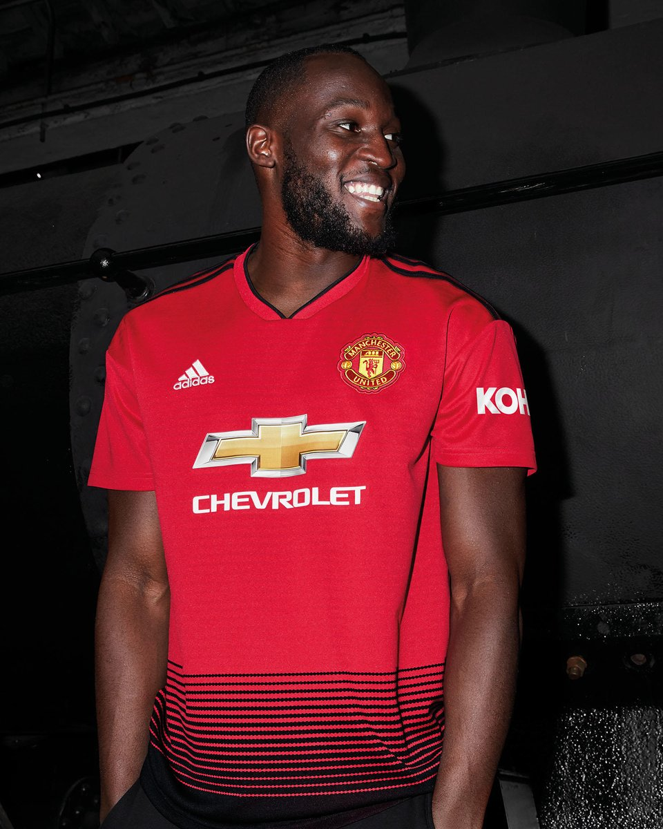 Rooted in 🔴👕🔴  Our new @adidasfootball home kit, inspired by our origins. 🚃  Get yours now: https://t.co/kcB44JjShY  #HereToCreate #MUFC