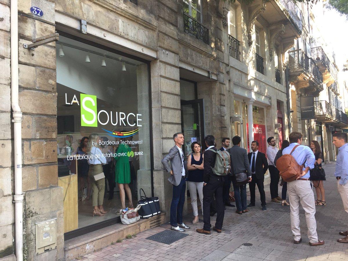 🔝#LegalEDay : première session de l'incubateur de @BarreauBx accueillie à La Source, fabrique des #startup de @Bdx_Technowest avec @suezFR   #LegalTech #innovation #avocat 👩🏼💼#Bordeaux @FrenchTechBx @Bxeco
