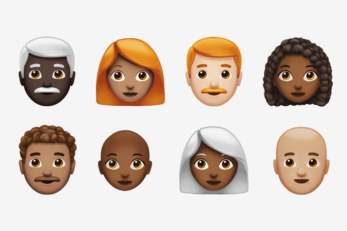 Apple announces 70 new emoji, including one for redheads, in celebration of #WorldEmojiDay:  https://t.co/oG65PTmCXQ