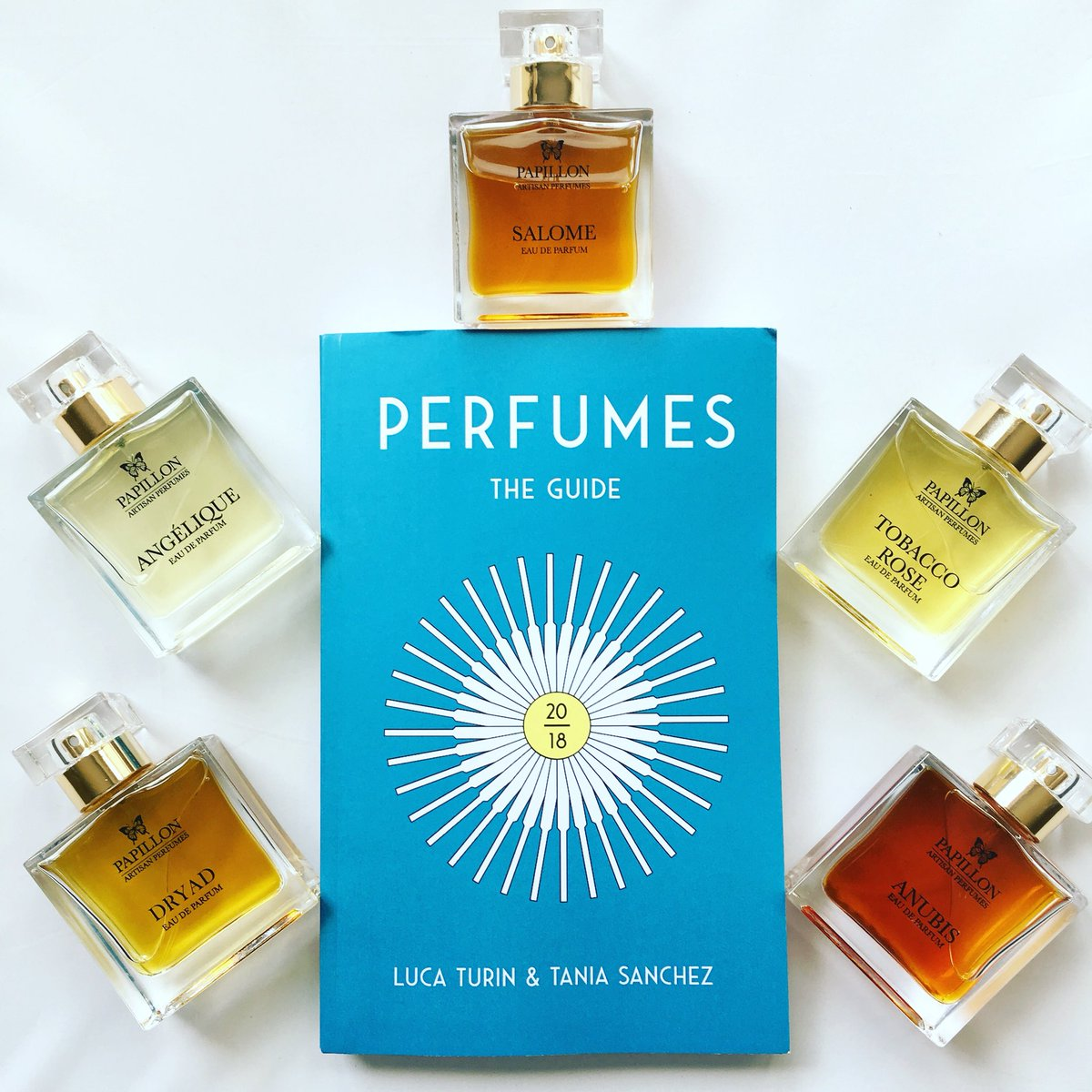 perfumes the guide